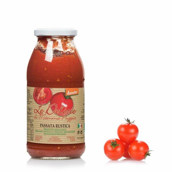 Purée de Tomates BIOdynamique 510g