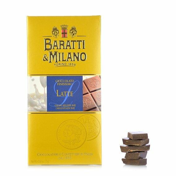 Tablette Chocolat au Lait 75g