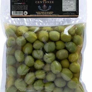 Olives vertes 500g