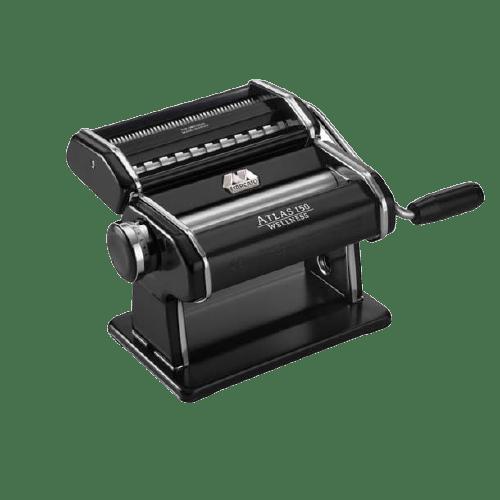 Machine à Pâtes Manuelle Noir Atlas