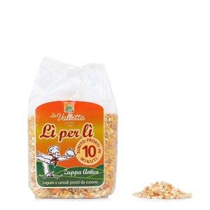 Soupe de Legumineuses et Céréales Anciens 250g