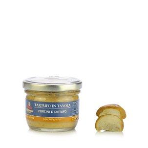 Sauce aux Champignon et Truffe Blanche 100g