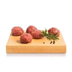 Boulettes de viande de boeuf 330g