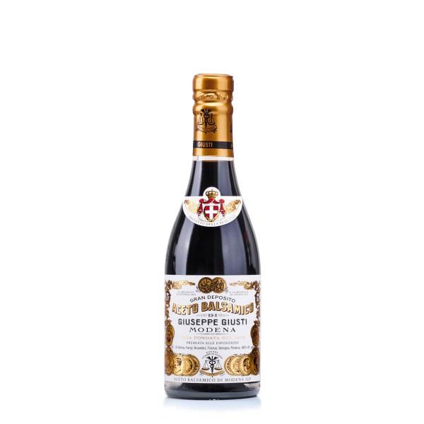 Vinaigre balsamique de Modène IGP 2 Médailles 250ml