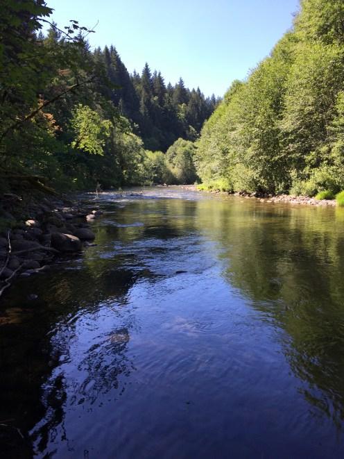 La Salmon River