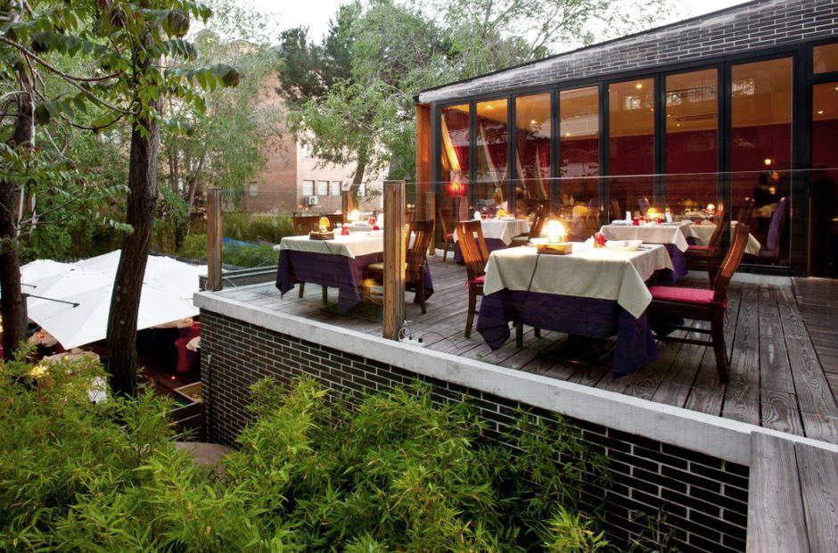 mejores terrazas Madrid - El Bund