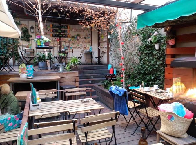 mejores terrazas Madrid - Tita Rivera