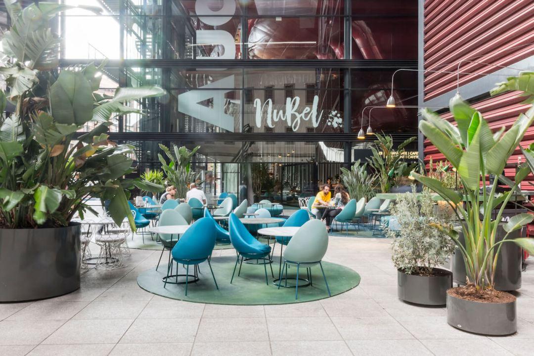 mejores terrazas Madrid - Nubel