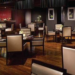 Living Room Restaurant Abu Dhabi Crown Molding For The Capital Grill Dusit Thani Hotel Al Nahyan Images