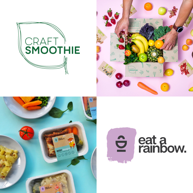 Eat a Rainbow + Craft Smoothie Giveaway