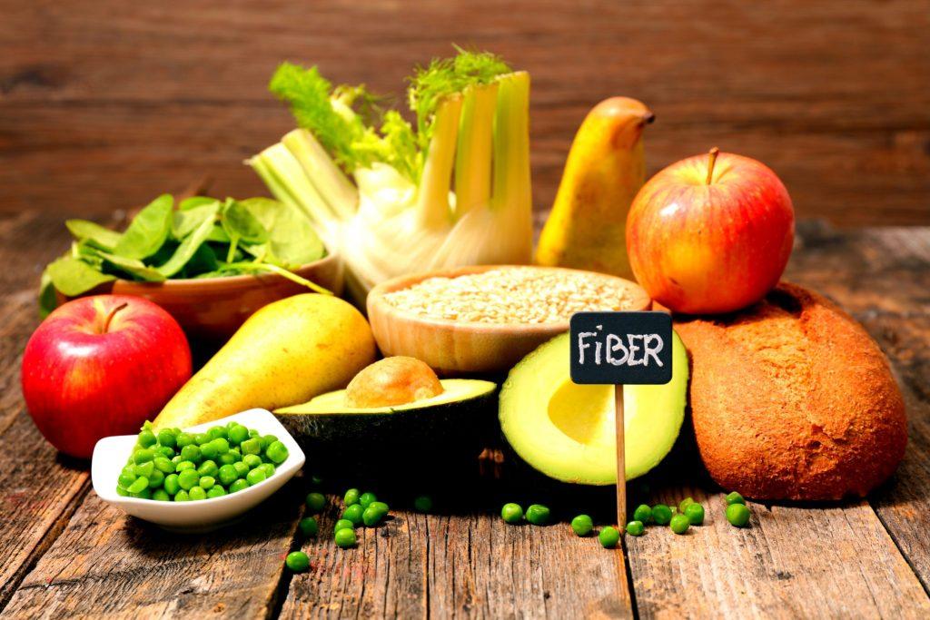 食物繊維食材