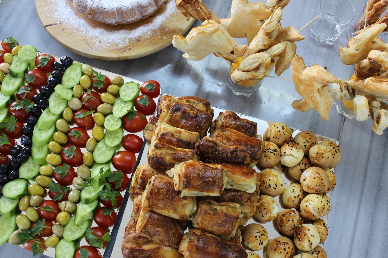 トルコ料理パイ