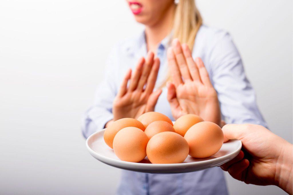 卵アレルギー