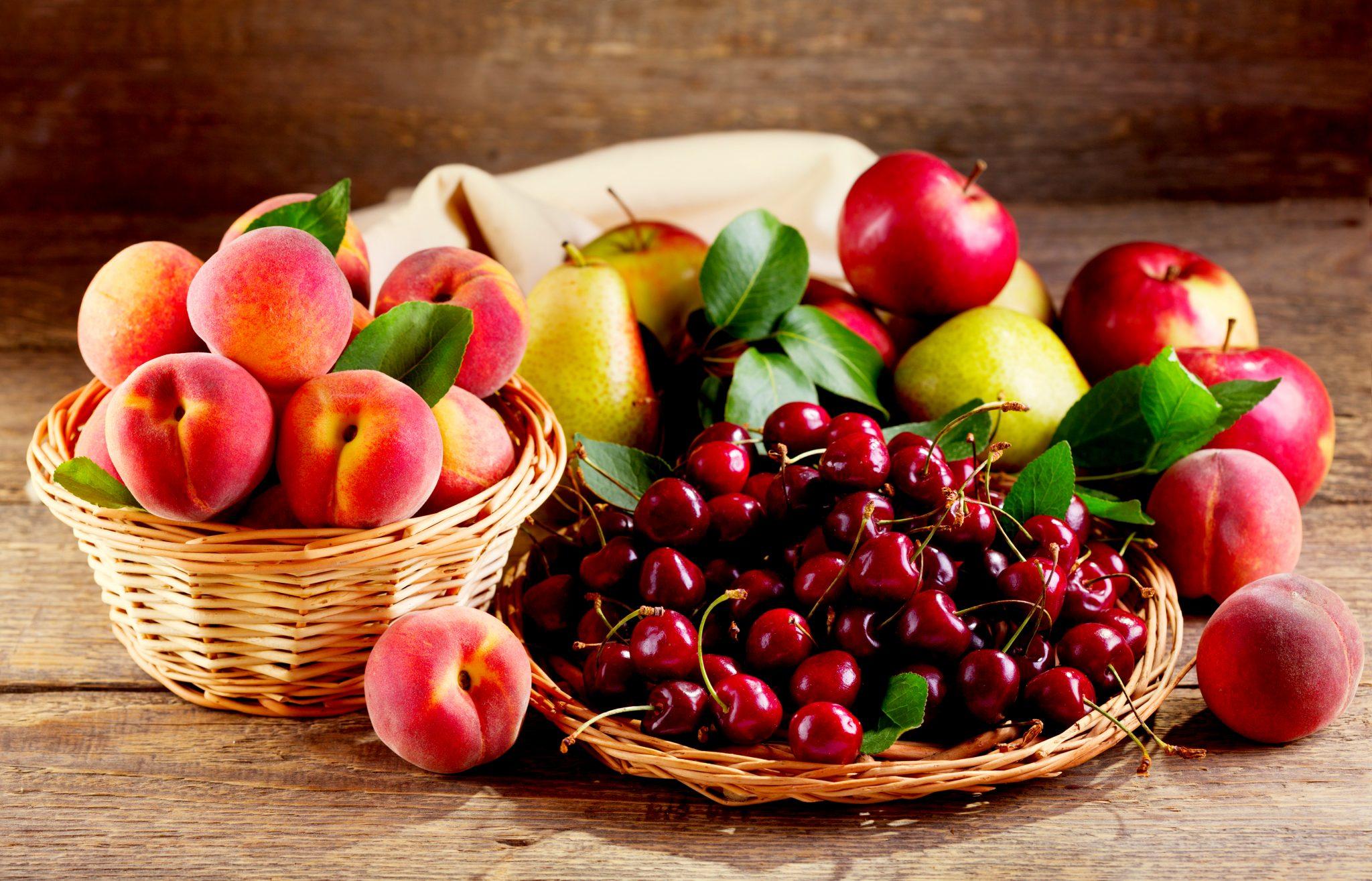 桃アレルギーの人が避けたほうが良い食べ物