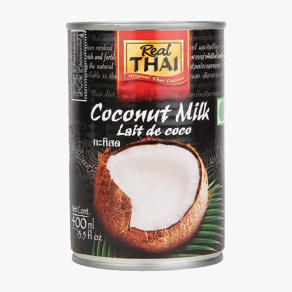 RealThai - Coconut Milk 400ml - Eat At Metos