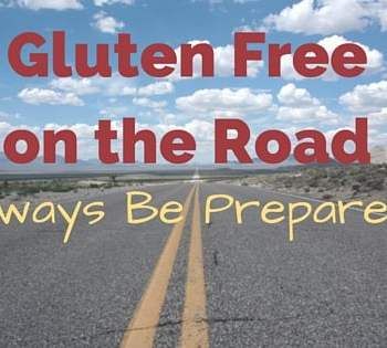 Gluten Free on the Road