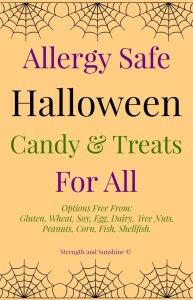 Allergy Friendly Halloween