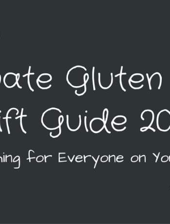 Gluten Free Gift Guide 2016