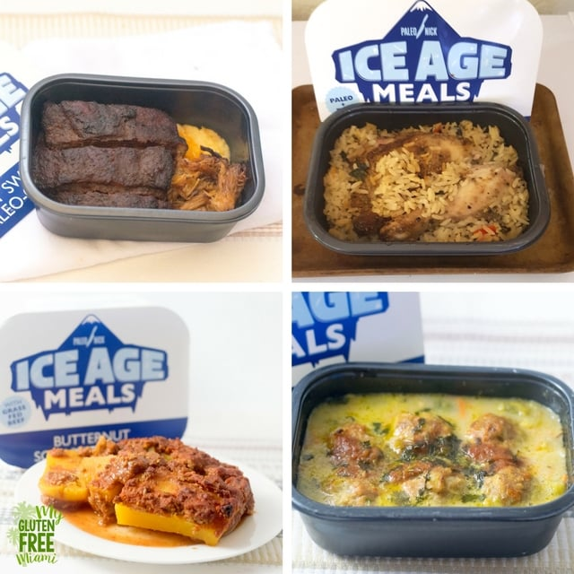 Ice Age Meals Review