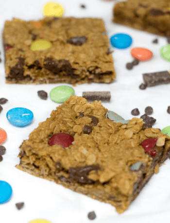 Monster Cookie Bars Top 8 Free