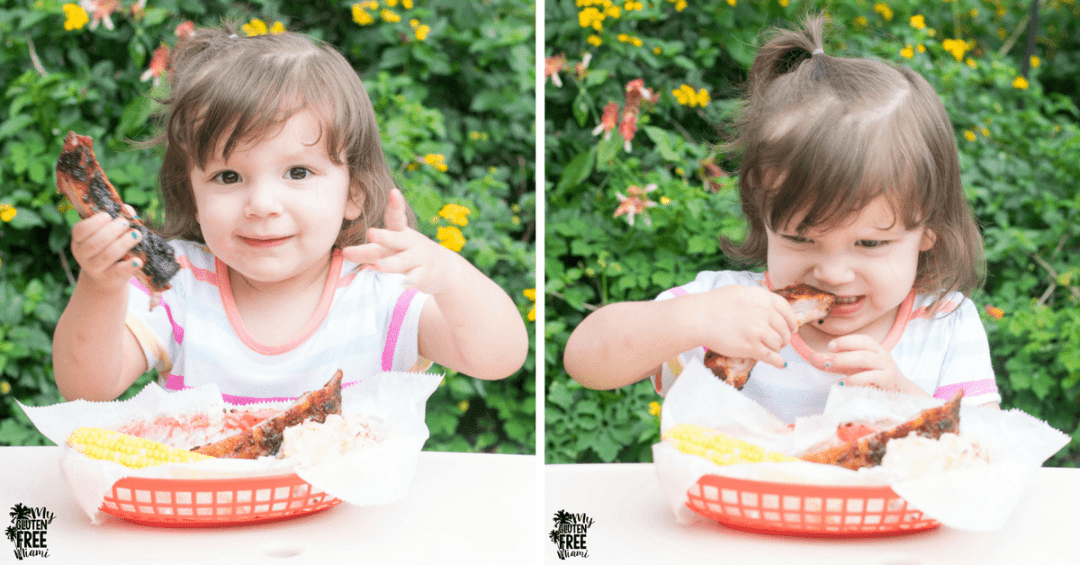 Easy Grilled Gluten Free Ribs