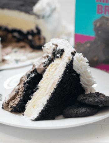 Gluten Free Ice Cream Cake