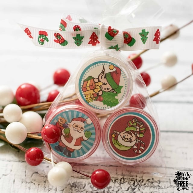 Kiss Freely Holiday Lip Gloss