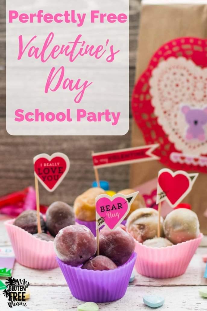 Gluten Free Valentine's Day