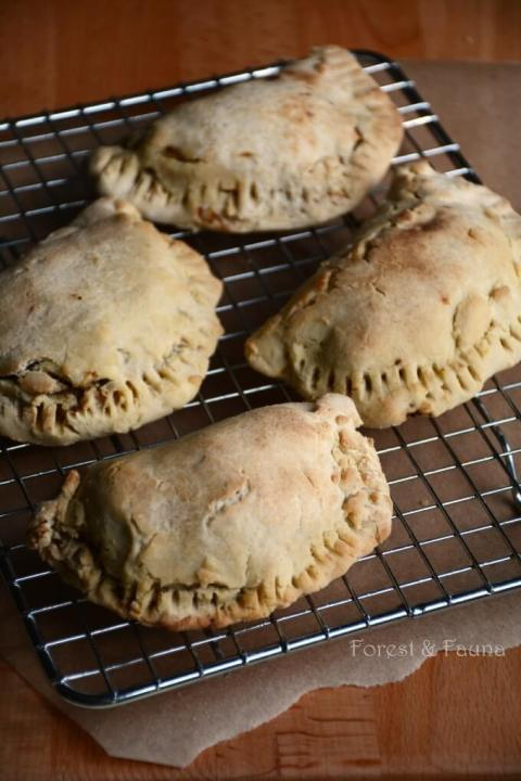 Paleo Chicken Empanada