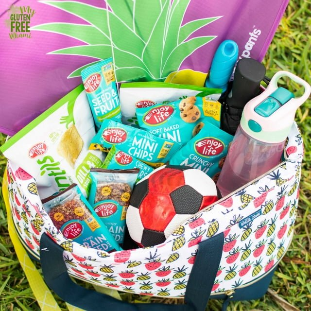 Enjoy LIfe Foods Mom Bag