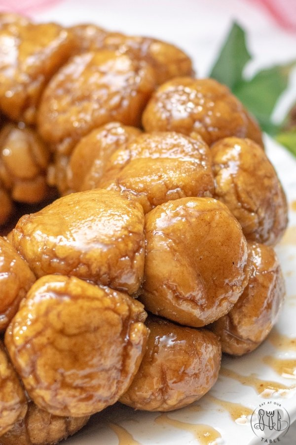 Vegan Gluten Free Monkey Bread