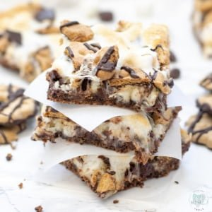 Gluten Free S'more Magic Bars