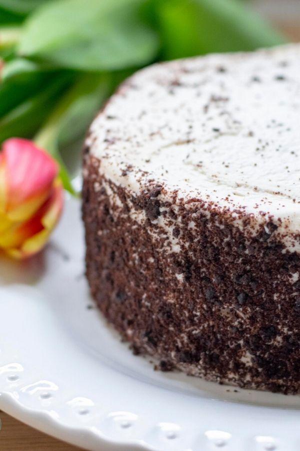 Gluten Free Vegan Chocolate Cake