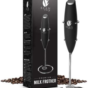 Hand frother for Keto Coffee