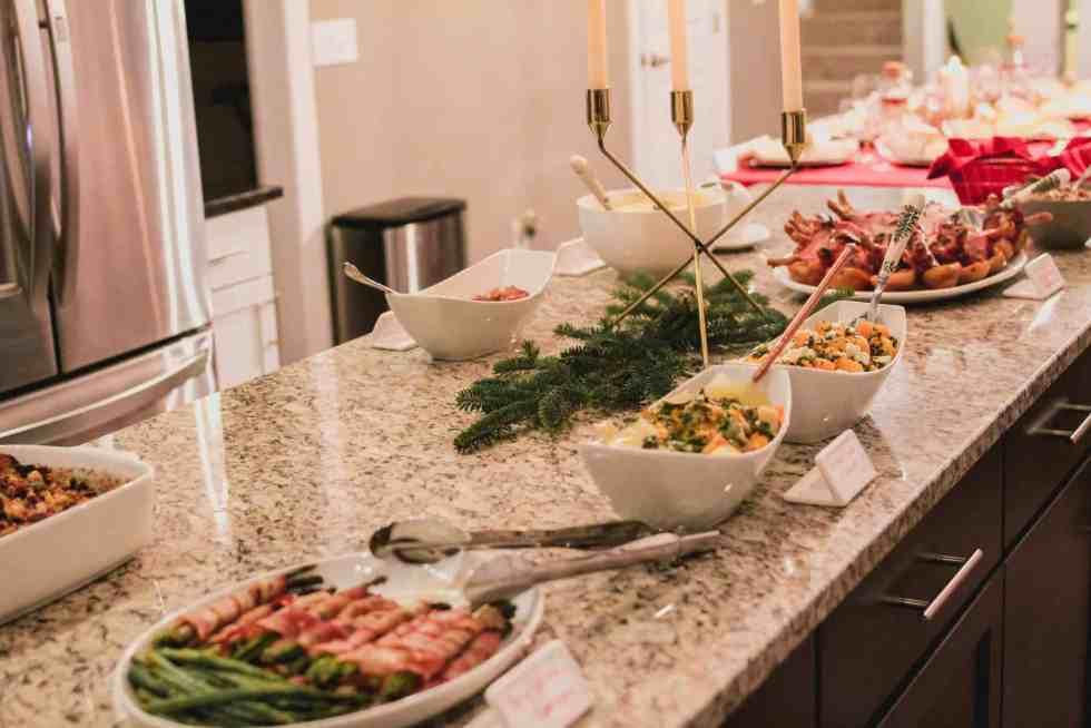 Keto Christmas Dinner Menu