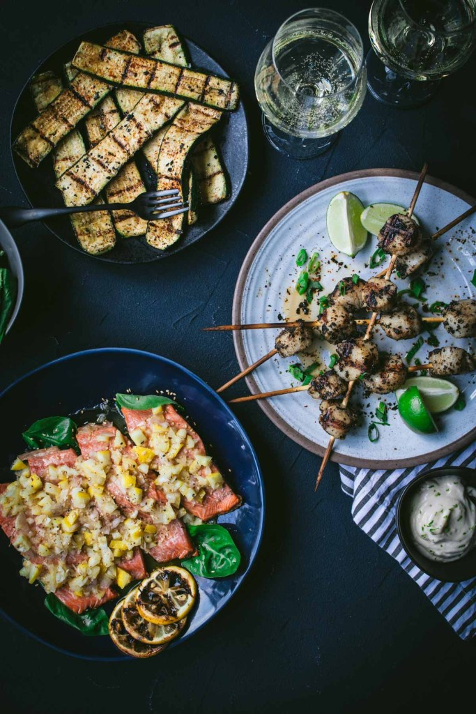 Keto Summer Grill Party
