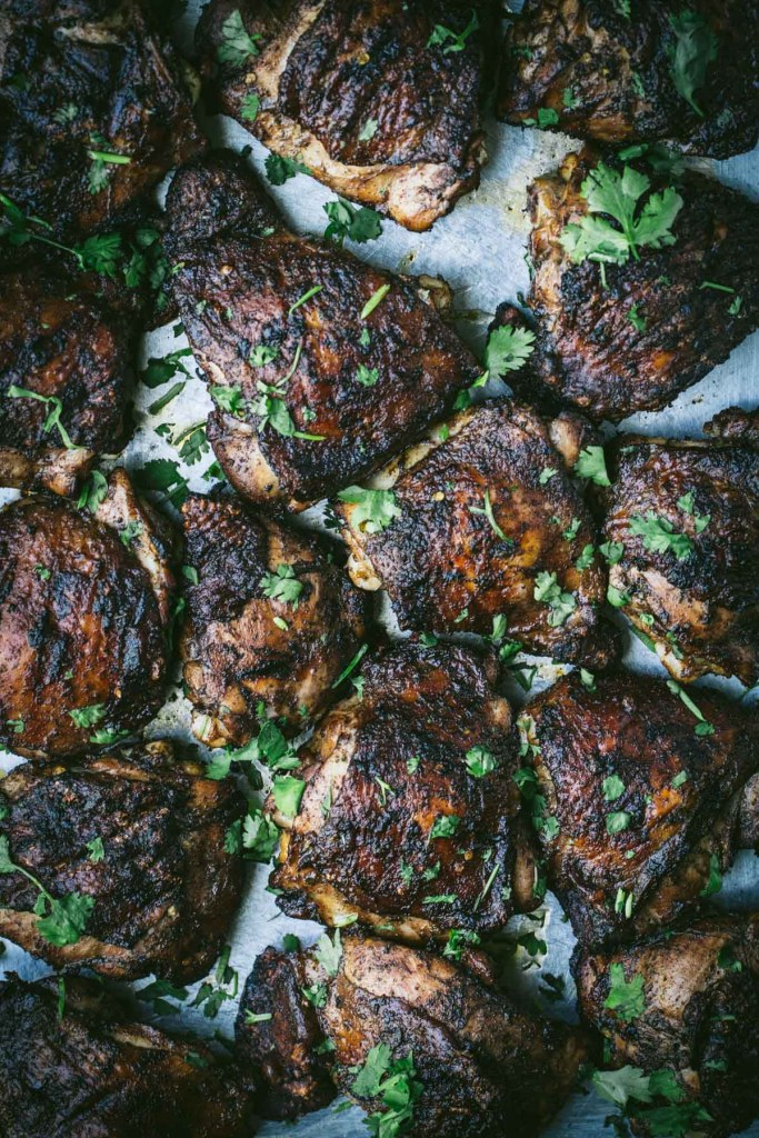 Keto Jamaican Jerk Chicken