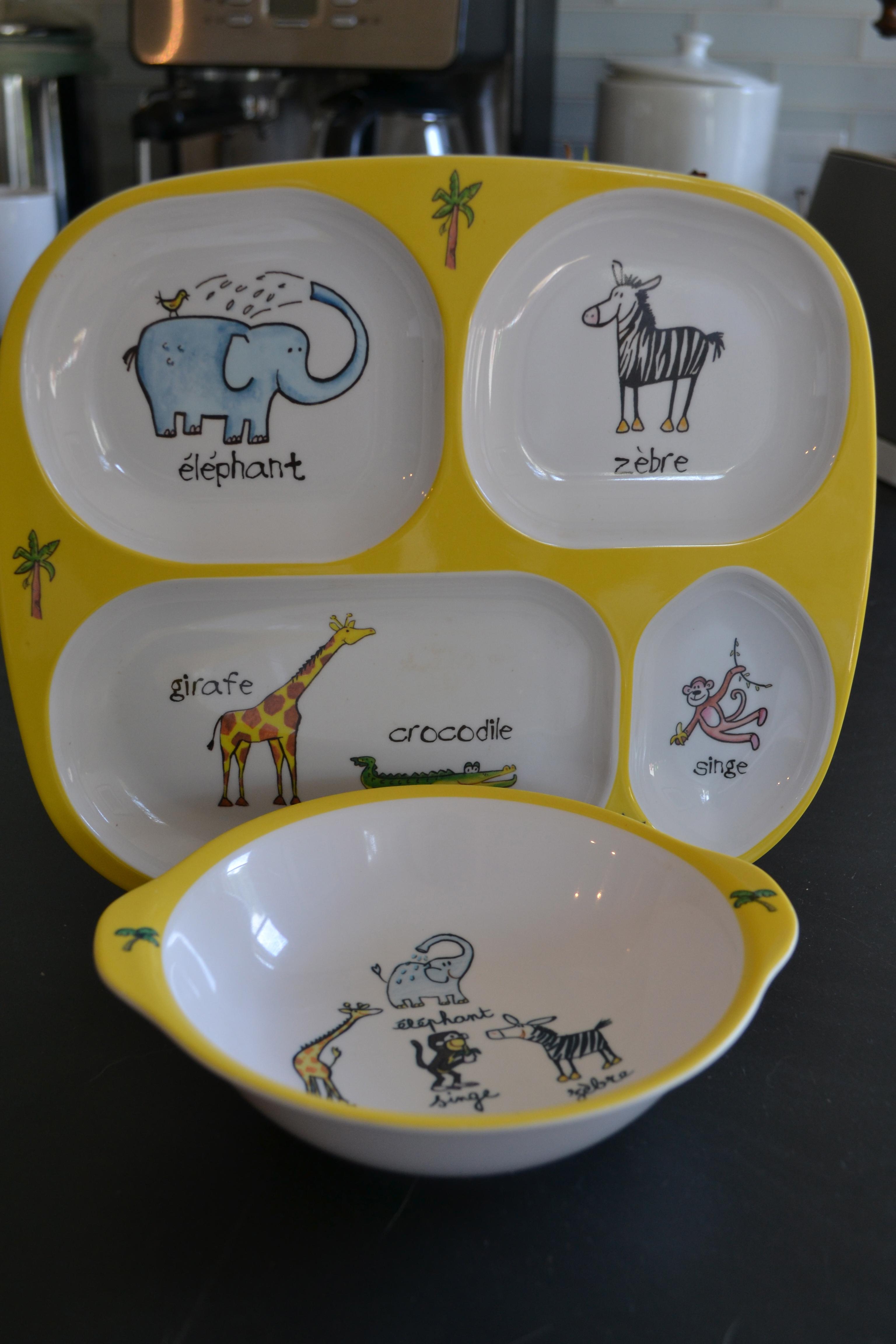 is melamine dinnerware safe eat well