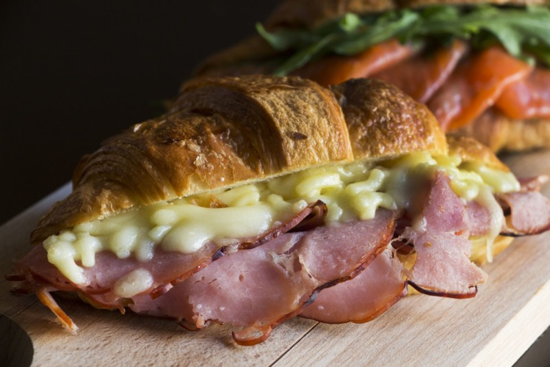 Ham+and+Cheese+Croissant