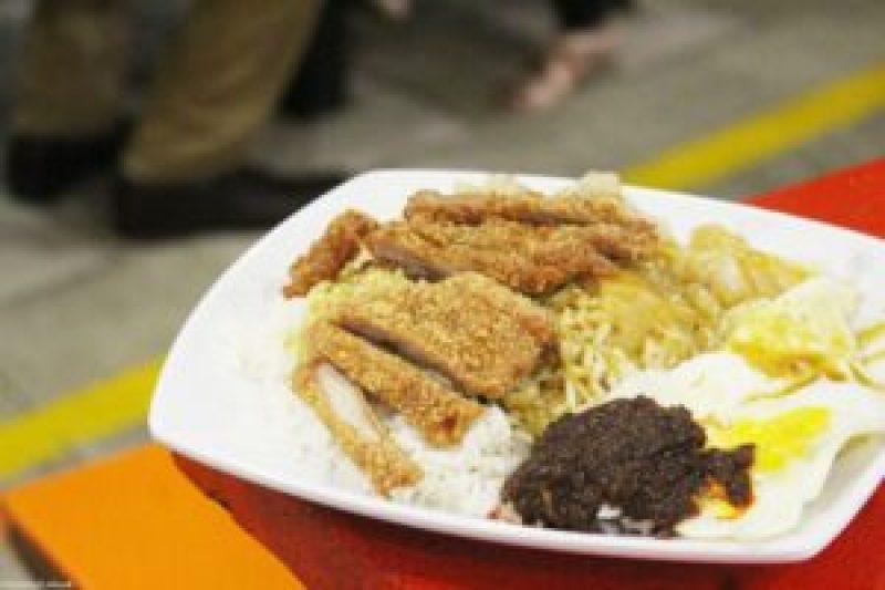 Hock Gooi Curry Rice