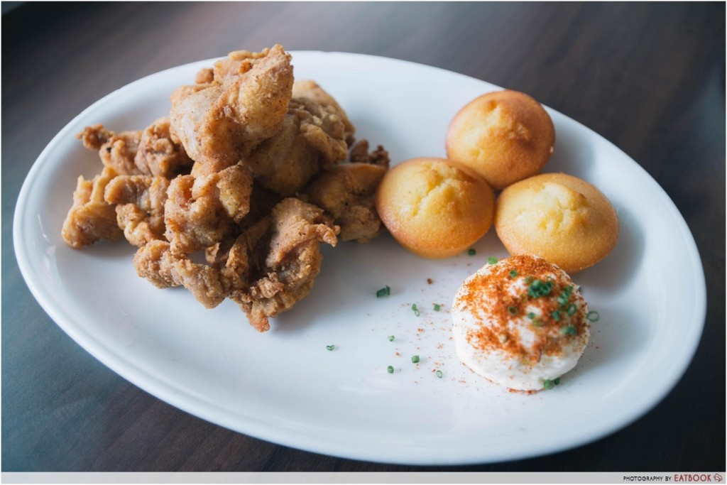South Union Park Fried Chicken'