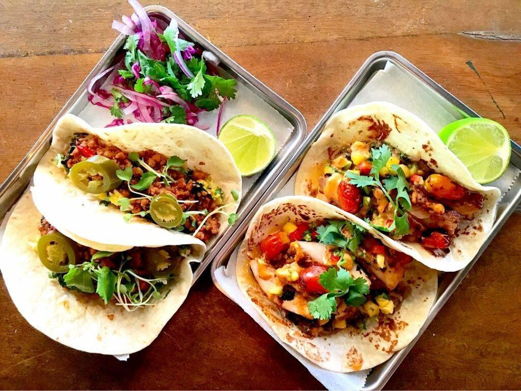 spiciest restaurants - Lower East Side Taqueria