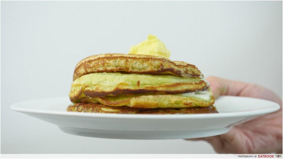 kaya pancakes recipe