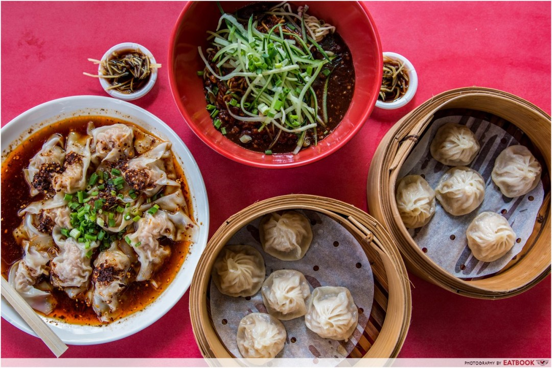Zhong Guo La Mian Xiao Long Bao Review Cheap Sixty Cent Xiao Long Baos At Chinatown Eatbook Sg New Singapore Restaurant And Street Food Ideas Recommendations