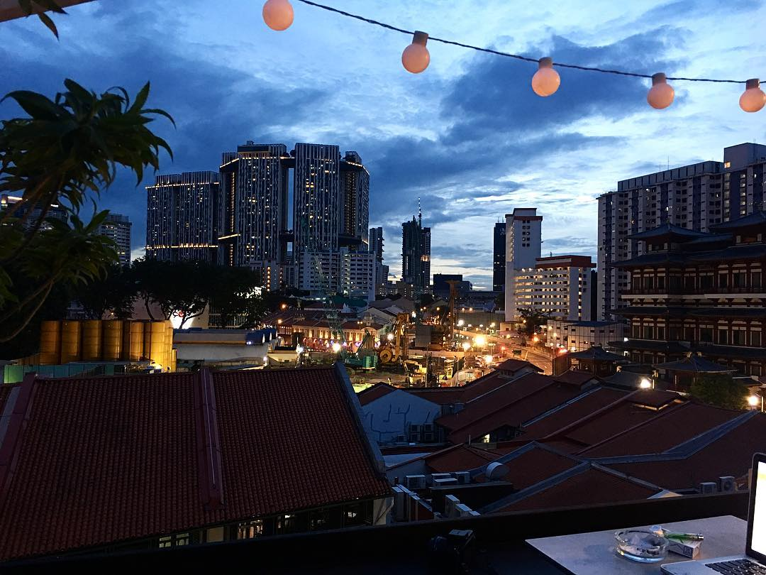 10 Rooftop Bars - FRY Rooftop Bar