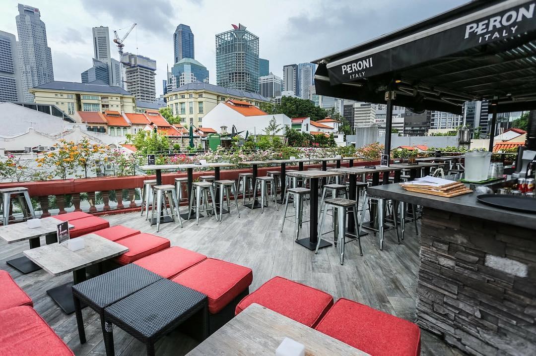 10 Rooftop Bars - The Screening Room Rooftop