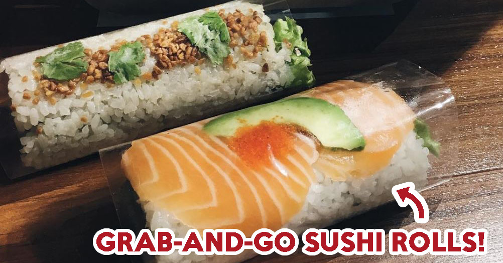 10 Takeaway Sushi Spots Not Found Within Your Usual Supermarkets