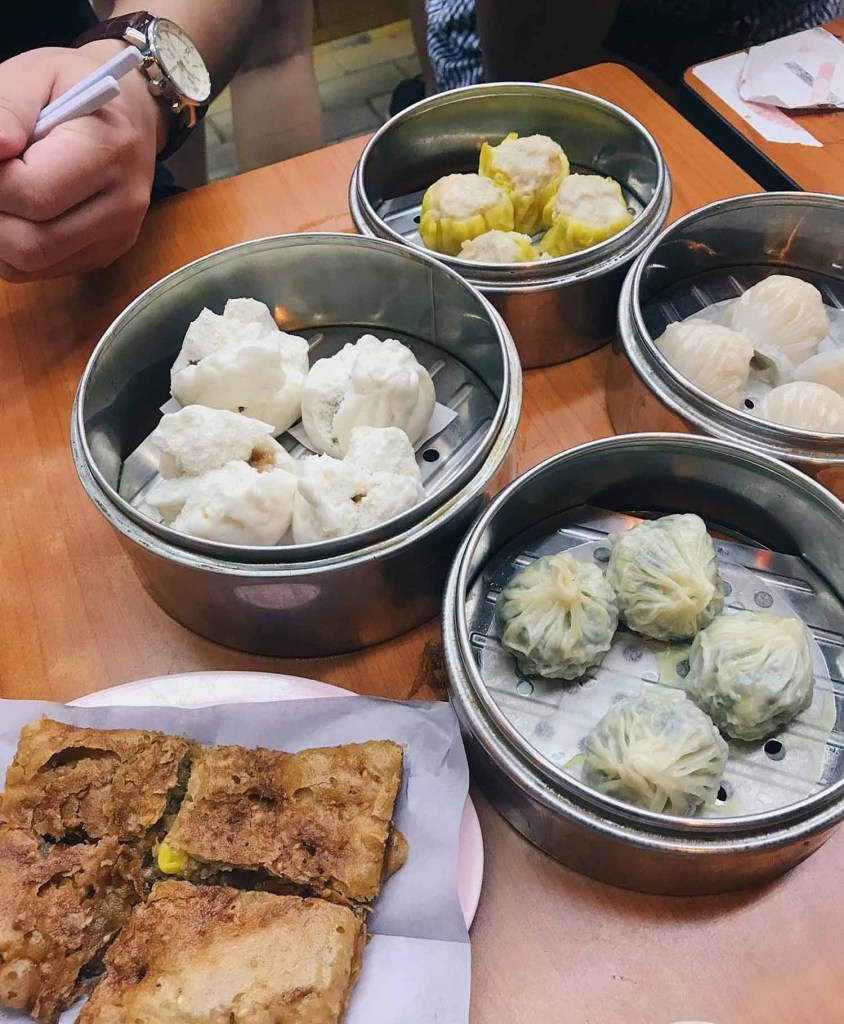 247 restaurants 126 Dim Sum Wen Dao Shi