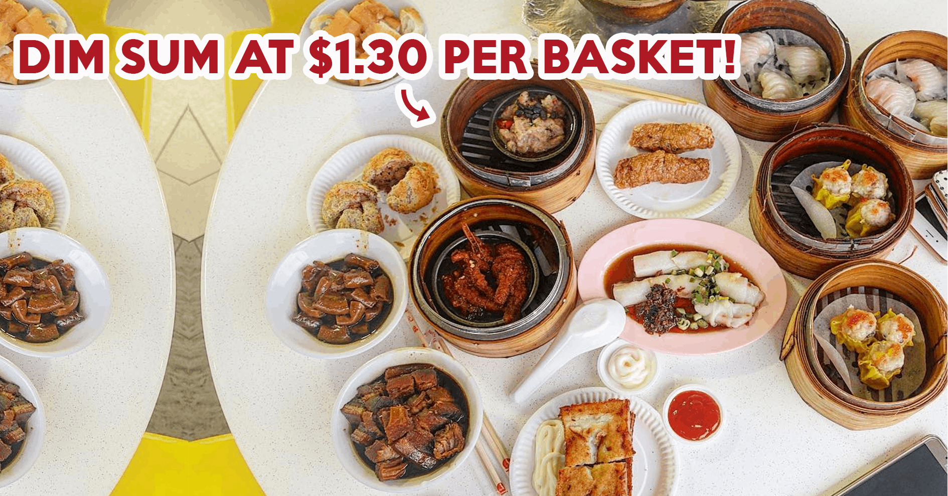 10 Cheap And Good Dim Sum Eateries So You Don't Need To Rely On Swee Choon