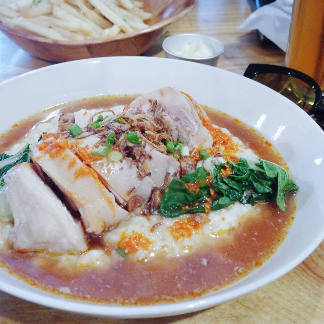 unique risotto - chicken rice risotto